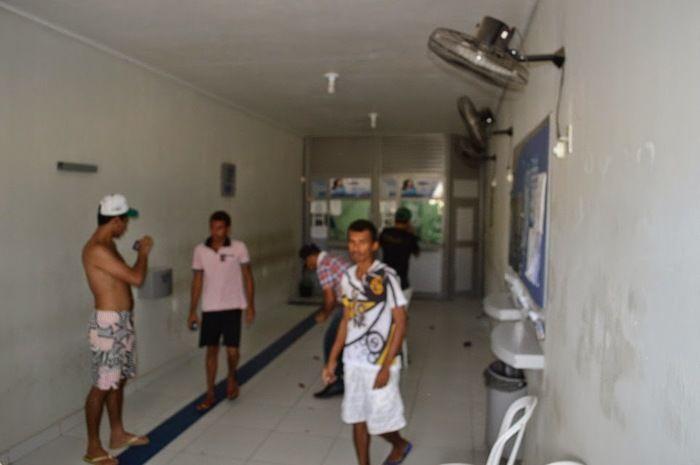 Dupla armada rouba comércio e tenta assaltar loteria em Vila Nova do Piauí - Imagem 6