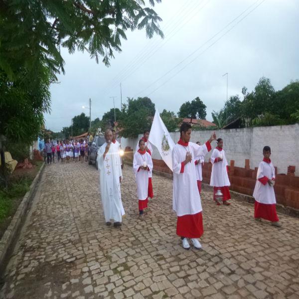 Lagoa do Piauí festeja seu padroeiro São José.