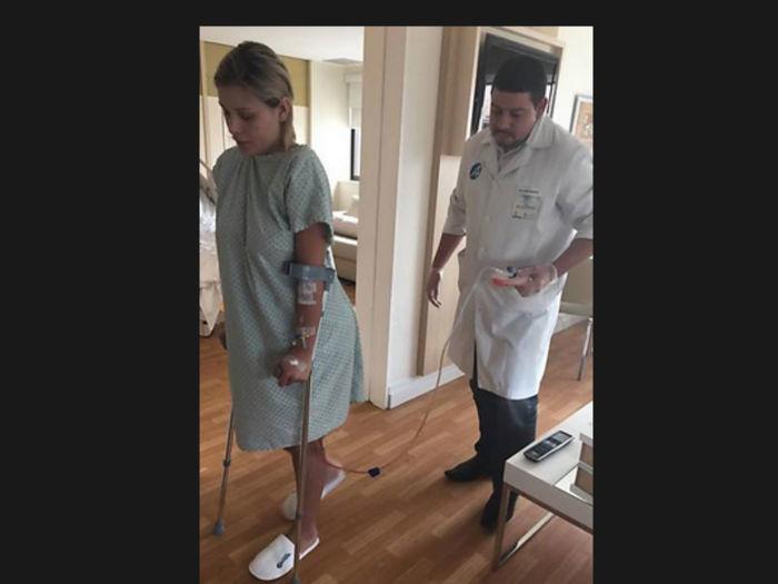 Andressa Urach terá enfermeiros por 60 dias em casa; gastos com saúde já beiram R$ 400 mil - Imagem 2