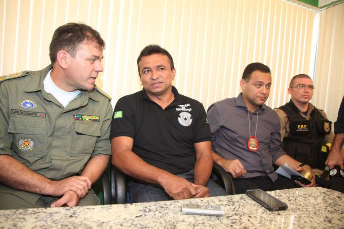 Operação Integrada com Força Nacional prende 7 pessoas em Teresina - Imagem 4