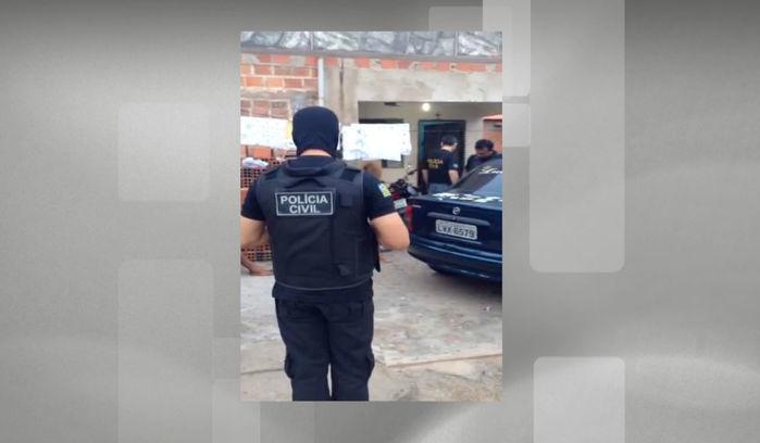 Operação Integrada com Força Nacional prende 7 pessoas em Teresina - Imagem 35