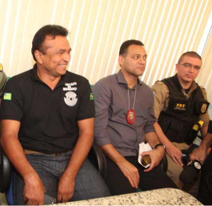 Operação Integrada com Força Nacional prende 7 pessoas em Teresina - Imagem 2