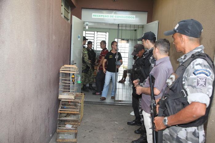 Operação Integrada com Força Nacional prende 7 pessoas em Teresina - Imagem 21