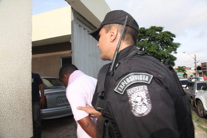 Operação Integrada com Força Nacional prende 7 pessoas em Teresina - Imagem 16