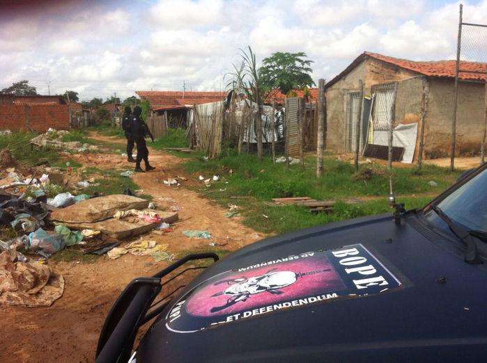 Operação Integrada com Força Nacional prende 7 pessoas em Teresina - Imagem 29