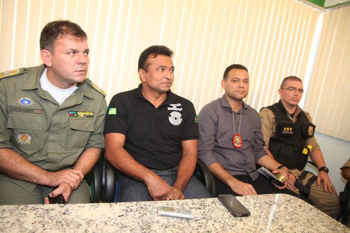 Operação Integrada com Força Nacional prende 7 pessoas em Teresina - Imagem 3