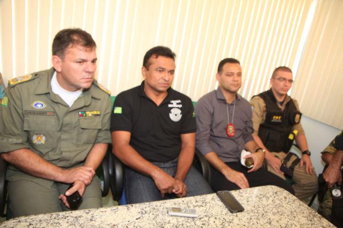 Operação Integrada com Força Nacional prende 7 pessoas em Teresina - Imagem 1