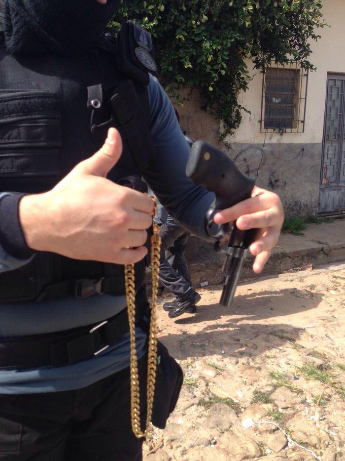Operação Integrada com Força Nacional prende 7 pessoas em Teresina - Imagem 5