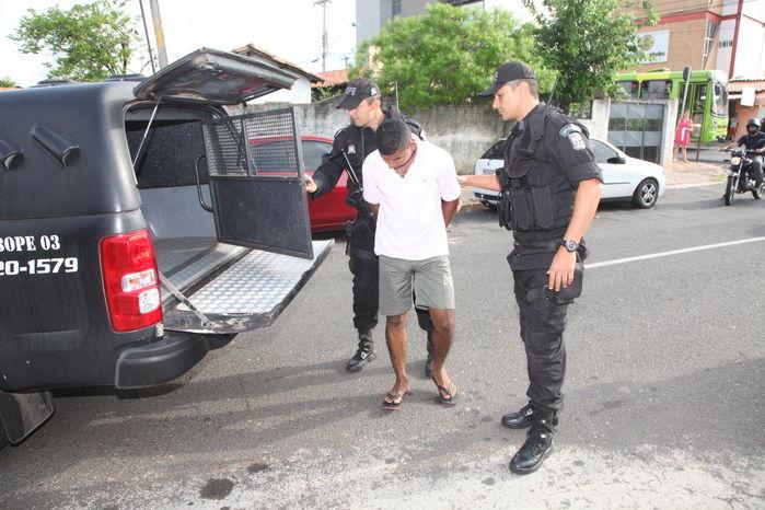 Operação Integrada com Força Nacional prende 7 pessoas em Teresina - Imagem 13