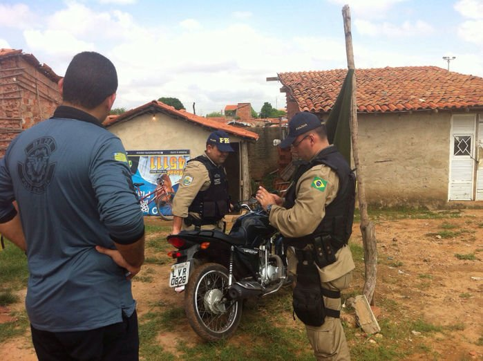 Operação Integrada com Força Nacional prende 7 pessoas em Teresina - Imagem 27