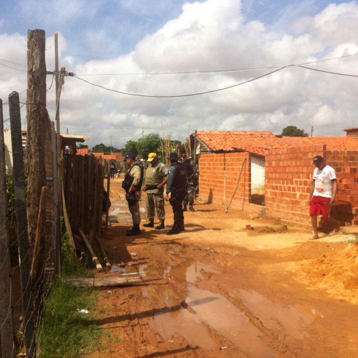 Operação Integrada com Força Nacional prende 7 pessoas em Teresina - Imagem 30