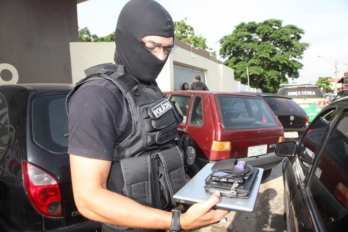 Operação Integrada com Força Nacional prende 7 pessoas em Teresina - Imagem 26