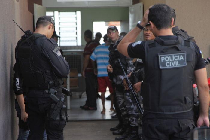 Operação Integrada com Força Nacional prende 7 pessoas em Teresina - Imagem 24