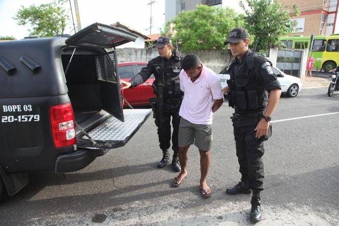 Operação Integrada com Força Nacional prende 7 pessoas em Teresina - Imagem 14
