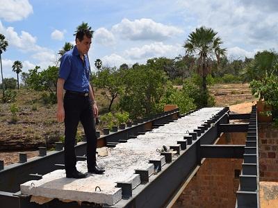 Prefeitura de Floriano: Inauguração da Ponte do Povoado Manga