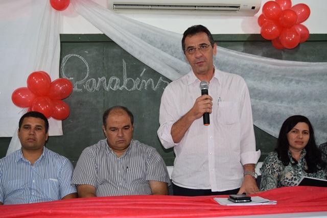 Pref. Gilberto Júnior empossa nova Gerência e Conselhos do Fundo Previdenciário Municipal - Imagem 4