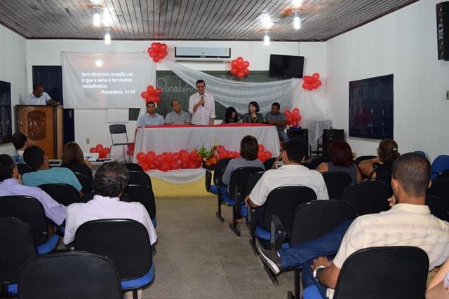 Pref. Gilberto Júnior empossa nova Gerência e Conselhos do Fundo Previdenciário Municipal - Imagem 3