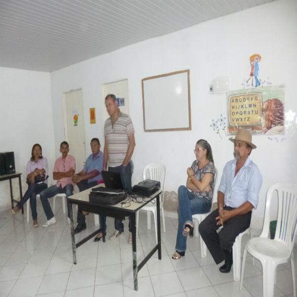 Prefeitura de Lagoa do Piauí em Audiência Pública, mostra seu gastos Públicos.
