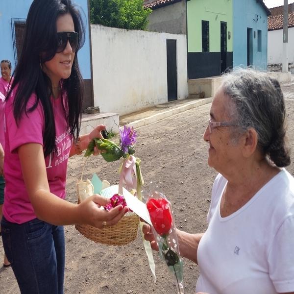 1ª Semana Social da mulher é comemorado em Santo Antônio de Lisboa