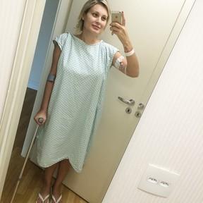 Em tratamento, Andressa Urach faz novo procedimento no bumbum - Imagem 1