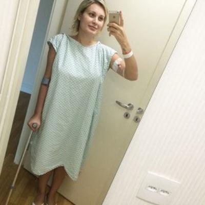 Em tratamento, Andressa Urach faz novo procedimento no bumbum