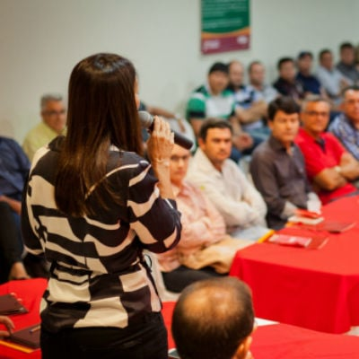 Vice-governadora Margarete Coelho discute com produtores investimentos no Cerrado