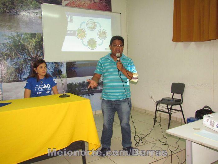 Reunião conclui preparativos da Ação Global que acontecerá em Barras - Imagem 6
