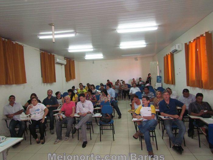 Reunião conclui preparativos da Ação Global que acontecerá em Barras - Imagem 8