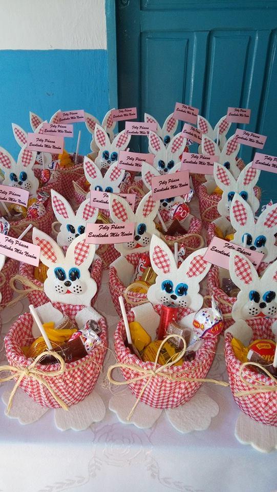 Escolinha Mãe Neném realiza Festa da Pascoa
