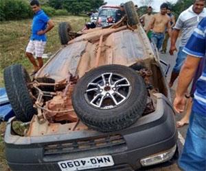 Recém-formado em Direito na Uespi morre em acidente de carro no Maranhão