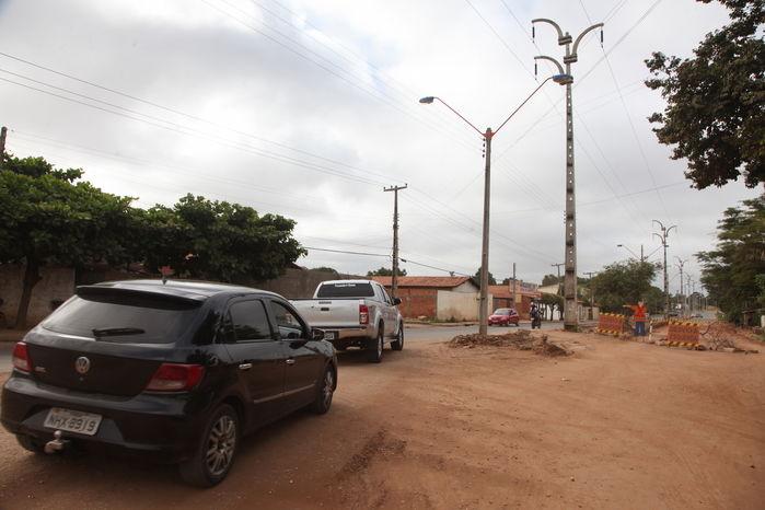 Obras de prolongamento da avenida Henry Wall de Carvalho já duram um ano e não são concluídas  - Imagem 5