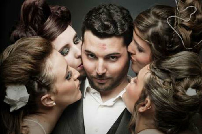 A poligamia pode causar problemas sérias