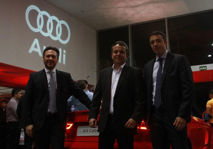 Gerentes Audi