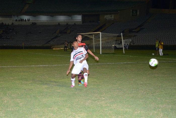 River vence Flamengo do Piauí por 3 a 0 no Albertão  e é líder do Piauiense - Imagem 4
