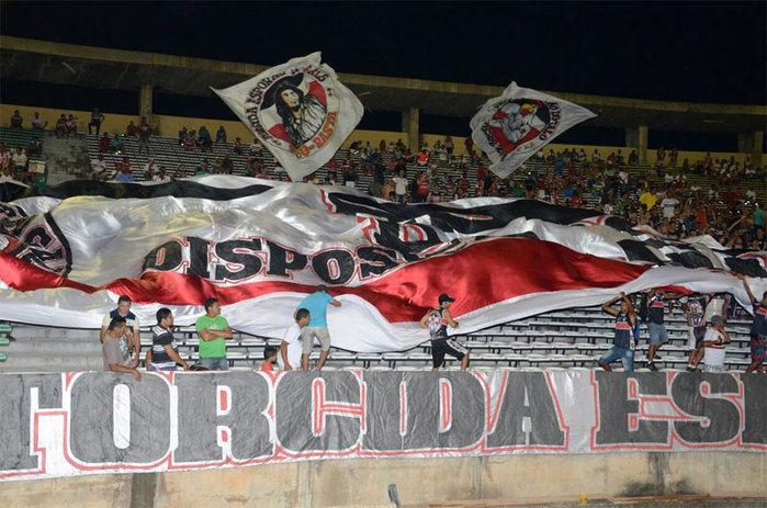River vence Flamengo do Piauí por 3 a 0 no Albertão  e é líder do Piauiense - Imagem 6