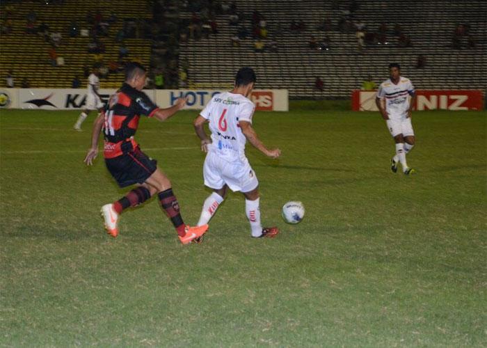 River vence Flamengo do Piauí por 3 a 0 no Albertão  e é líder do Piauiense - Imagem 1