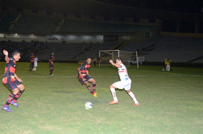River vence Flamengo do Piauí por 3 a 0 no Albertão  e é líder do Piauiense - Imagem 3