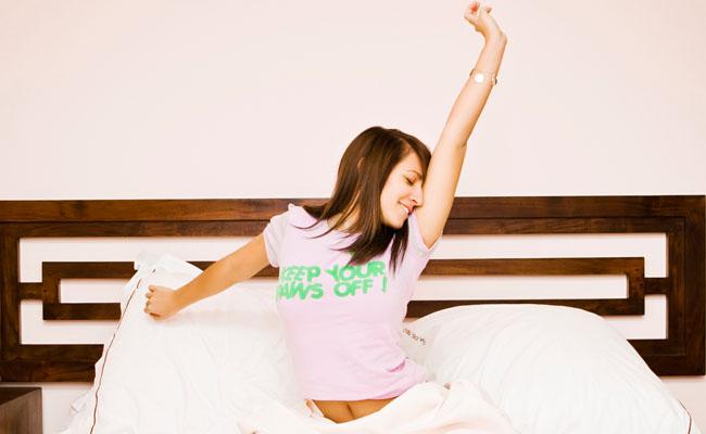Horas de sono para mulheres
