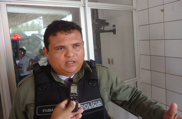 Policial Fabiano Luz