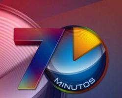 Veja as matérias que foram destaque do programa 70 Minutos desta segunda-feira (11/05)