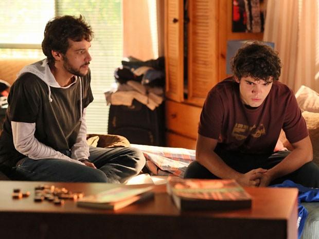 Pedro e Bernardo