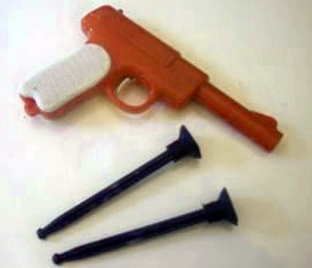 Brinquedo semelhante ao que causou o acidente de Steven