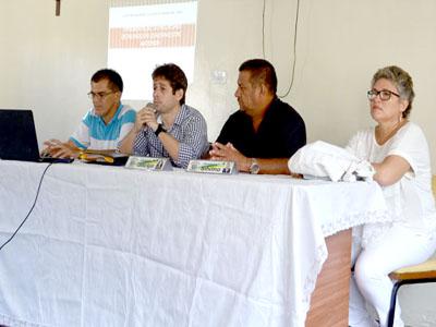 SECRETARIA DE SAÚDE realiza audiência pública apresentação de relatórios