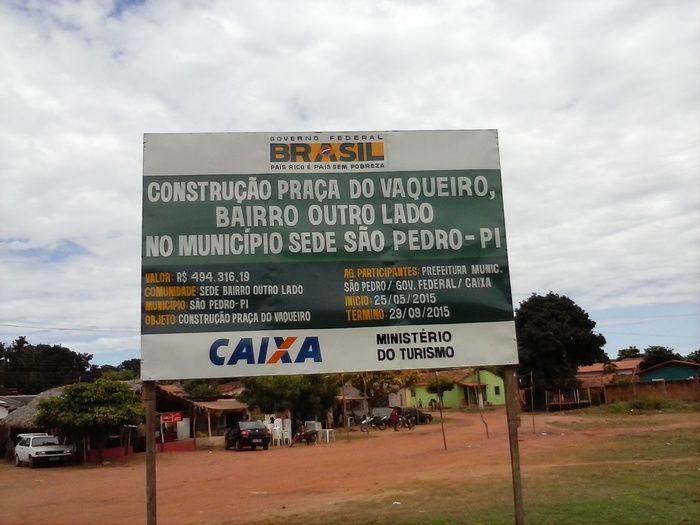 Em Breve : A Praça do Vaqueiro é um compromisso do prefeito Raimundo Ferreira.  - Imagem 2