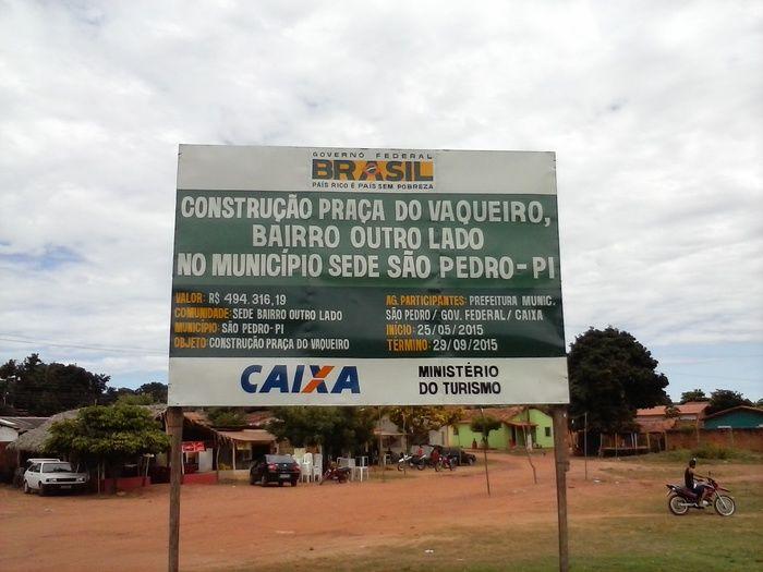 Em Breve : A Praça do Vaqueiro é um compromisso do prefeito Raimundo Ferreira.  - Imagem 1