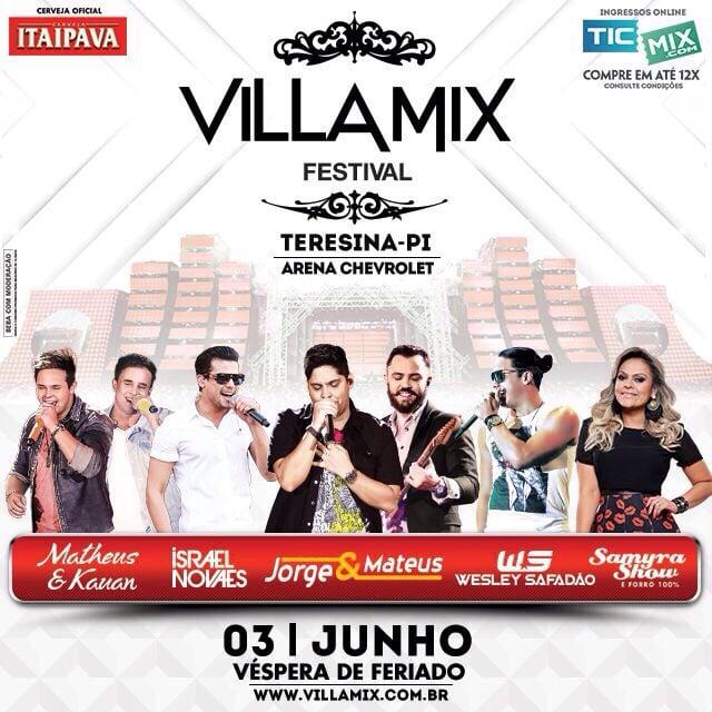 Villa Mix Teresina