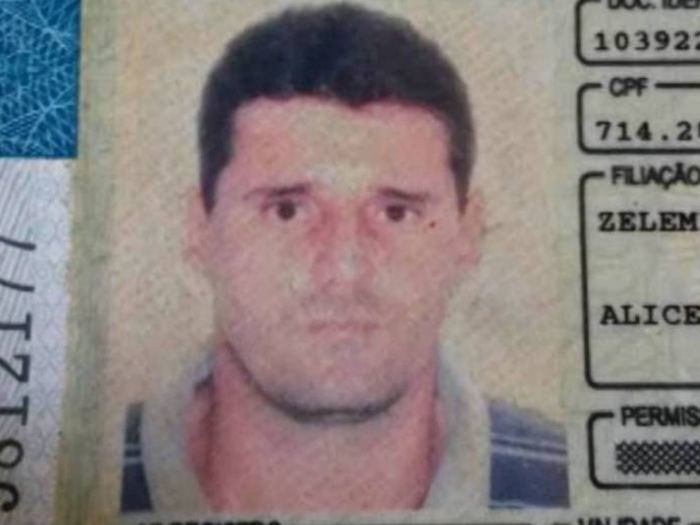 Claudecir Ferrari, de 39 anos