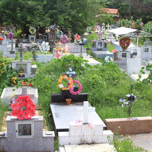 Cemitérios de THE devem receber 42 mil visitantes no Dia das Mães