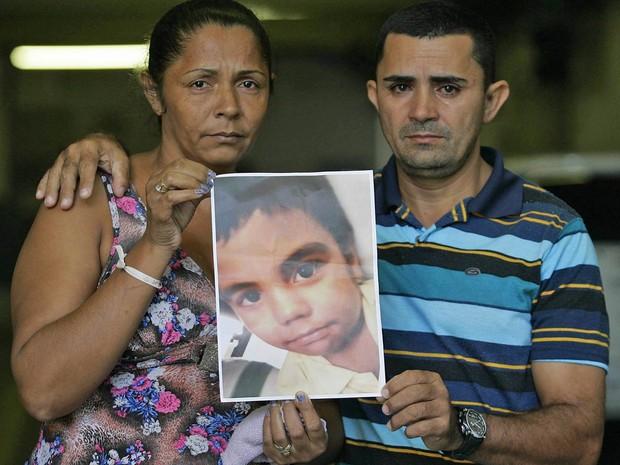Governo do Rio indeniza pais de garoto piauiense morto por PM