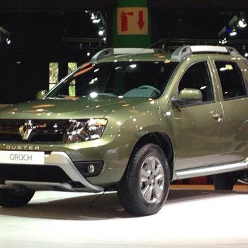 Renault lança Duster Oroch e o Sandero R.S no Salão de Buenos Aires